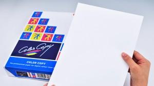 モンディ社「カラーコピー」プリントが映える!ISO白色度110%の超高白色カラーレーザー専用紙